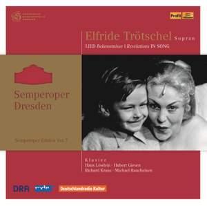Semperoper Edition Volume 7: Fidelio Revelations in Song