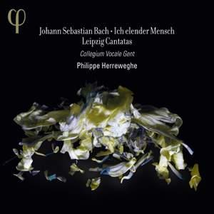 Bach: Ich elender Mensch - Leipzig Cantatas Product Image