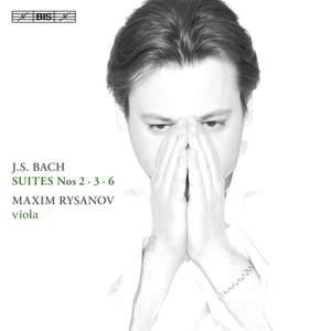 JS Bach: Cello Suites Nos. 2, 3 and 6