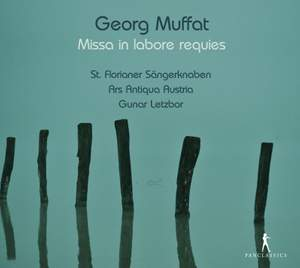 Muffat, Georg: Misse in labore regules Product Image