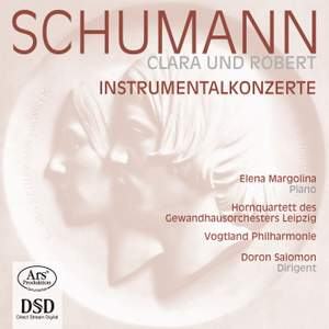 C & R Schumann: Instrumentalkonzerte