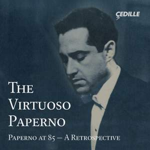 The Virtuoso Paperno