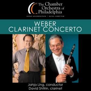 Weber: Clarinet Concerto No. 2, Op. 74 & Haydn: Symphony No. 88, Hob. I:88