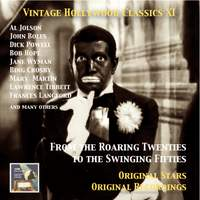 Vintage Hollywood Classics, Vol. 11: From The Roaring Twenties to the Swinging Fifties