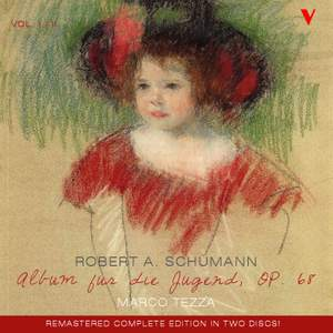 Schumann: Album for the Young, Op. 68, Vol. 1