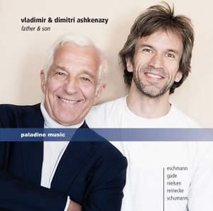 Vladimir & Dimitri Ashkenazy: Father & Son