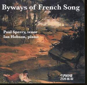 Byways of French Song