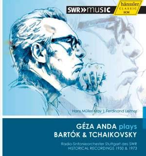 Géza Anda plays Bartók & Tchaikovsky
