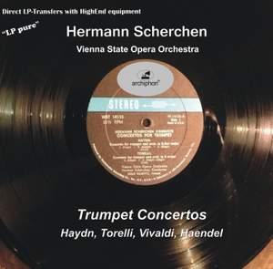 Hermann Scherchen Conducts Trumpet Concertos