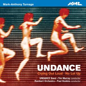 Mark-Anthony Turnage: Undance