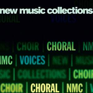 New Music Collections Vol. 1 - Choral Product Image