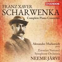 Scharwenka: Piano Concertos Nos. 1–4