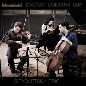 Sitkovetsky Trio play Dvorak, Smetana & Suk