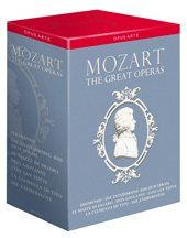 Mozart: The Great Operas Box Set