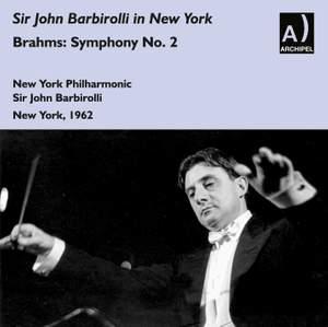 Sir John Barbirolli in New York Product Image