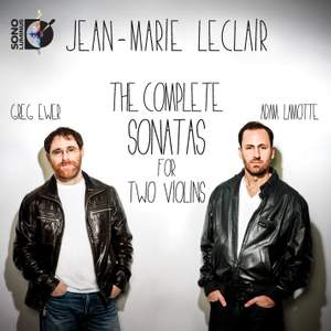 Leclair: The Complete Sonatas for Two Violins