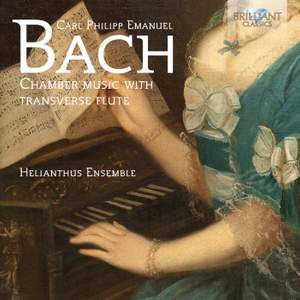 CPE Bach: Chamber Music with Transverse Flute