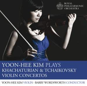 Yoon-Hee Kim plays Khachaturian & Tchaikovsky Violin Concertos