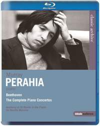 Murray Perahia: The Complete Beethoven Piano Concertos