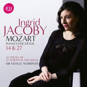 Ingrid Jacoby plays Mozart
