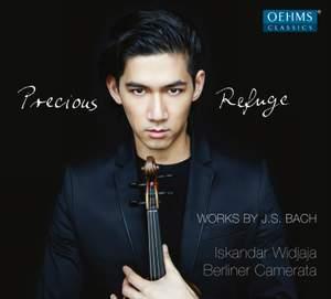 JS Bach: Precious Refuge Product Image