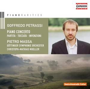 Goffredo Petrassi: Piano Concerto and other works