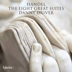 Handel: The Eight Great Suites Product Image
