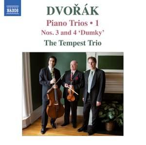 Dvorak: Piano Trios, Volume 1