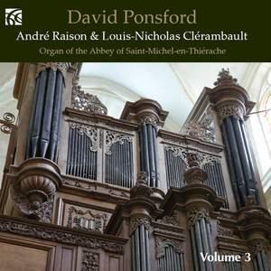 French Organ Music Volume Three Product Image