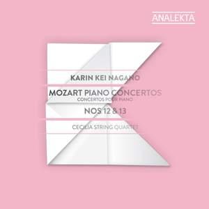 Mozart: Piano Concertos Nos. 12 & 13 Product Image