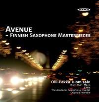 Avenue (Finnish Saxophone Masterpieces)