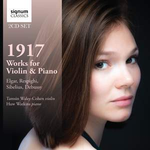 1917: Works for Violin and Piano