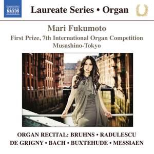 Organ Recital: Mari Fukumoto