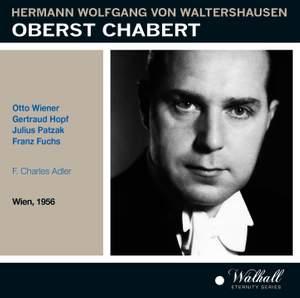 Waltershausen: Oberst Chabert Product Image