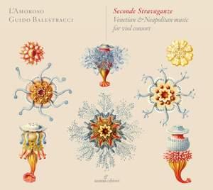 Seconde Stravaganze: Venetian & Neapolitan music for viol consort Product Image