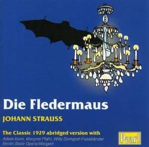 J Strauss II: Die Fledermaus