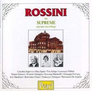 Rossini: The Supreme Operatic Recordings