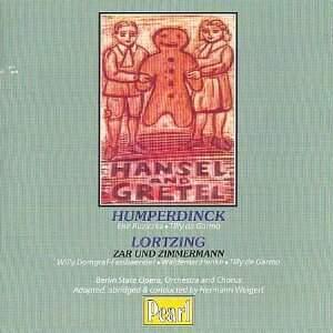 Hansel und Gretel & Zar und Zimmermann: highlights