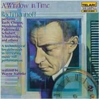 A Window in Time - Rachmaninov