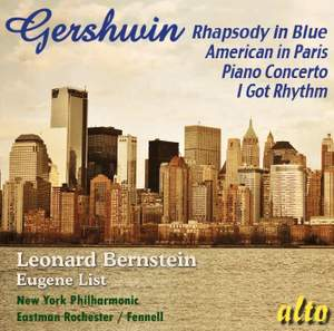Gershwin: Rhapsody in Blue and other works