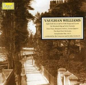 Vaughan Williams: Symphonies Nos. 4 & 5 and other works