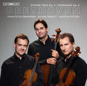 Beethoven: String Trios Op. 3 & Op. 8