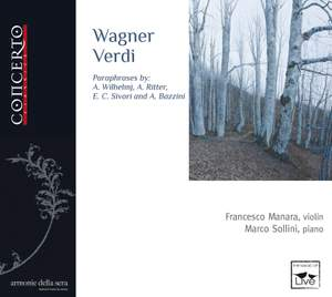 Wagner & Verdi - Paraphrases Product Image