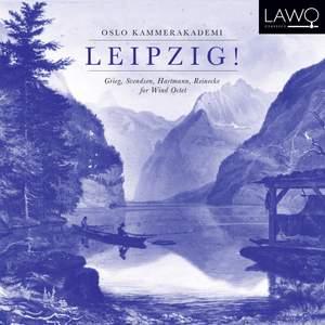 Leipzig! Music for Wind Octet Product Image
