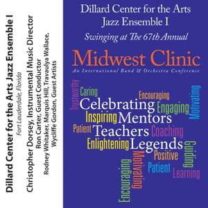2013 Midwest Clinic: Dillard Center for the Arts Jazz Ensemble I