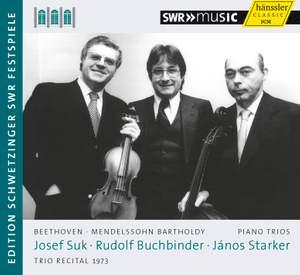 Mendelssohn & Beethoven: Piano Trios Product Image