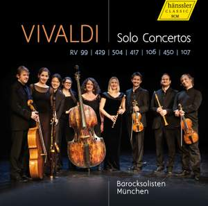 Vivaldi: Solo Concertos for various instruments