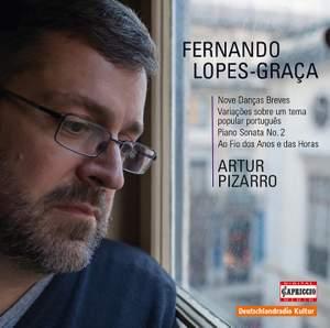 Artur Pizarro plays Fernando Lopes-Graça