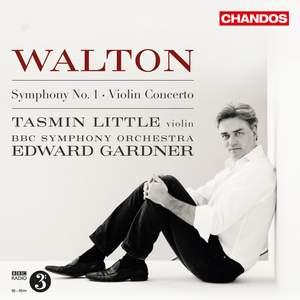 Walton: Symphony No. 1 & Violin Concerto