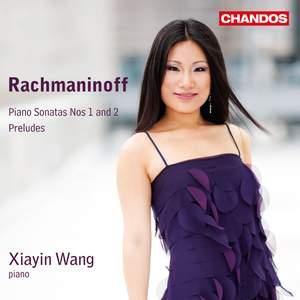 Rachmaninoff: Piano Sonatas Product Image